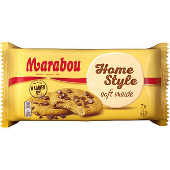 Cookies Homestyle Soft Inside - Marabou 182g