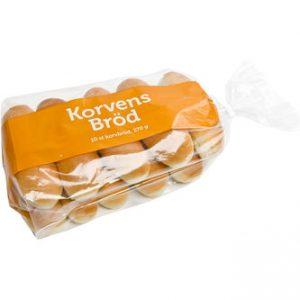 Korvens Bröd 10-pack - Korvbrödbagarn 270g
